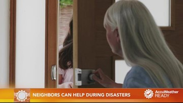 How your neighbors could save the day during a disaster