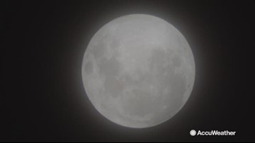 Check out the last total lunar eclipse of the decade