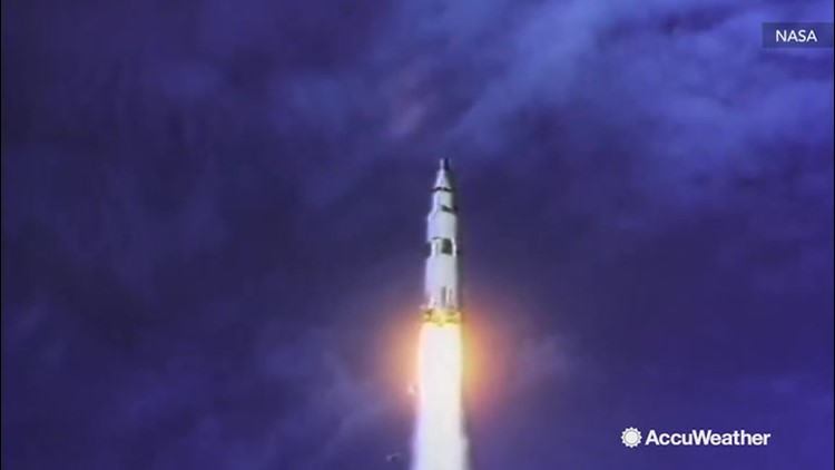 50th anniversary of Apollo 11's historic landing on the Moon