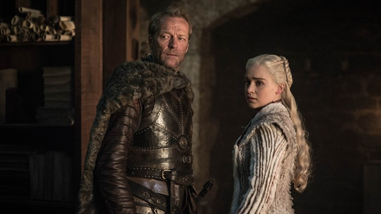 Game of Thrones Production Still