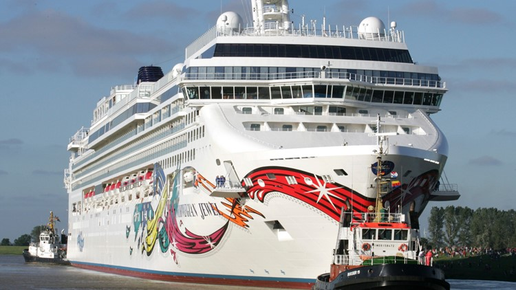Norwegian Cruise Line cancels all trips through May 31