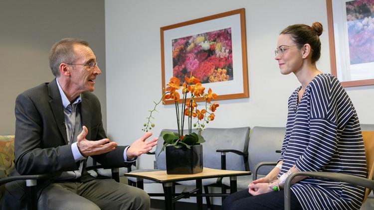 Strangers meet after organ donation
