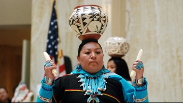 Virginia capital to recognize Indigenous Peoples' Day