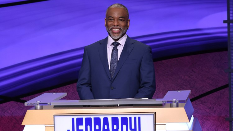 LeVar Burton: 'Jeopardy!' host gig began 'scary,' ended fun