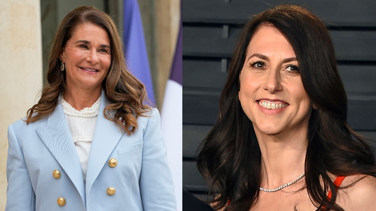 MacKenzie Scott, French Gates team up to fund gender equality