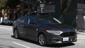 Uber wants to resume self-driving car tests on public roads