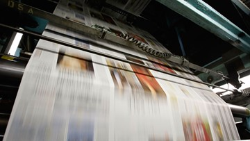 Partisan divide seen in how local news should be propped up