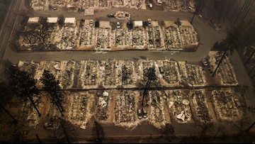 Camp Fire: Death toll up to 63 as nearly 12,000 structures destroyed