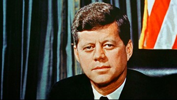 Remembering JFK and a sense of unity this Thanksgiving Day
