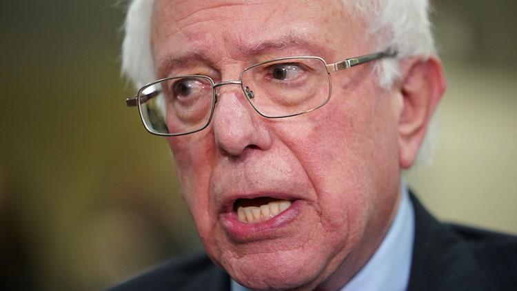 Bernie Sanders 11-28-18