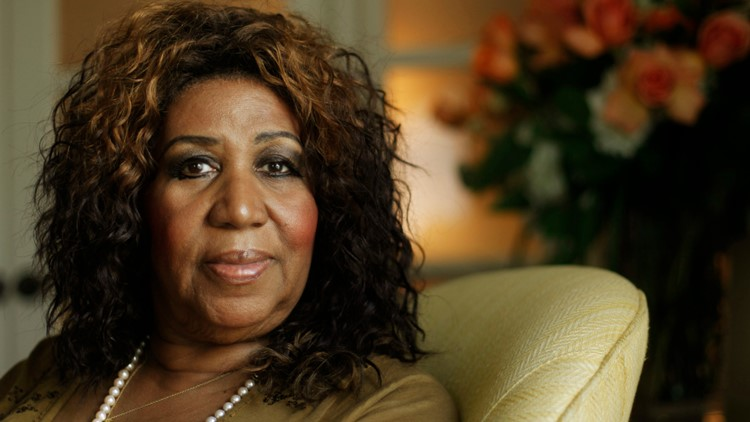 Aretha Franklin 2010 AP file photo