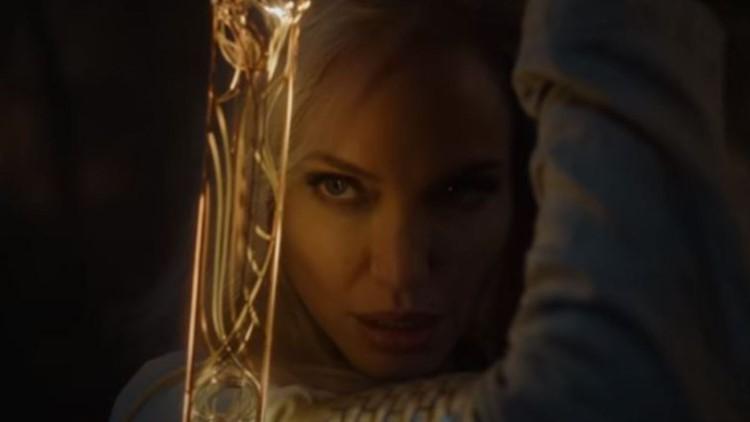 Marvel releases 1st trailer for 'Eternals'