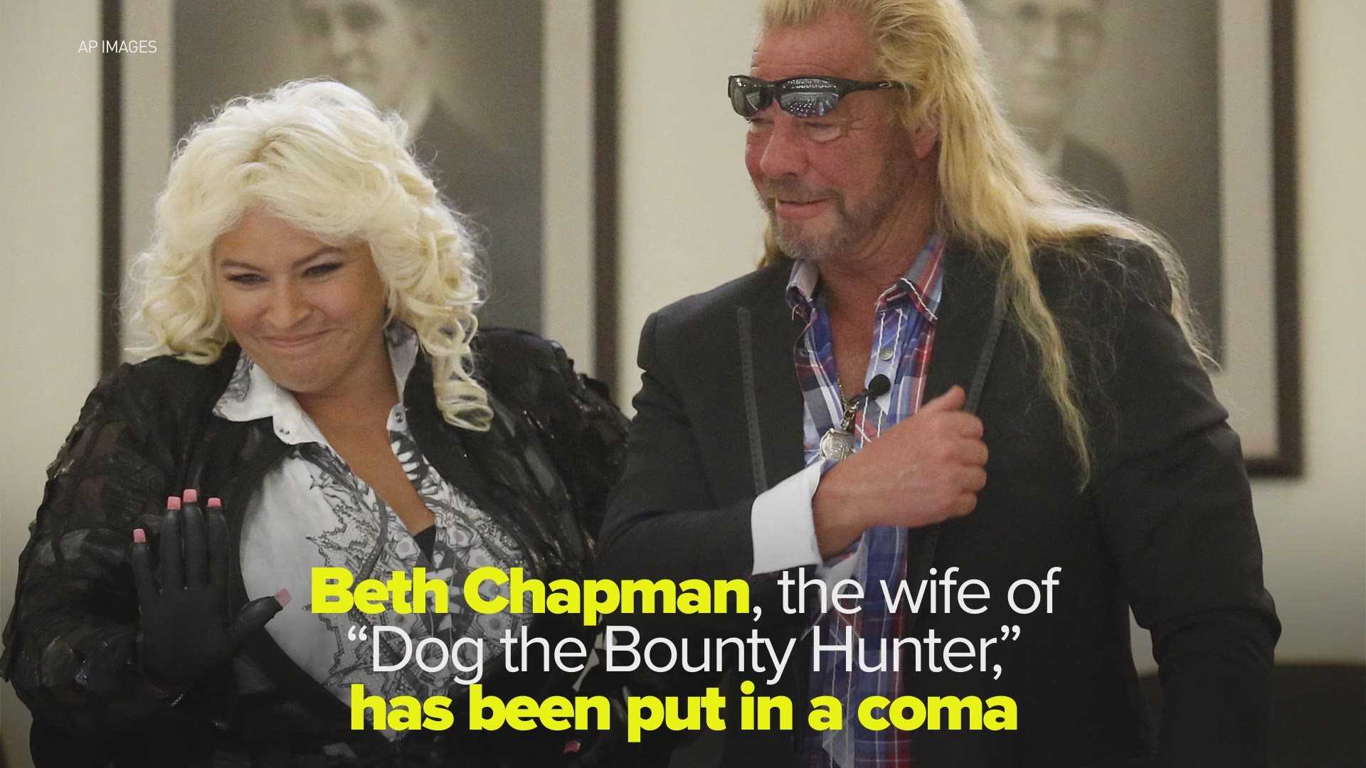 Beth Chapman Wife Of Dog The Bounty Hunter Has Died