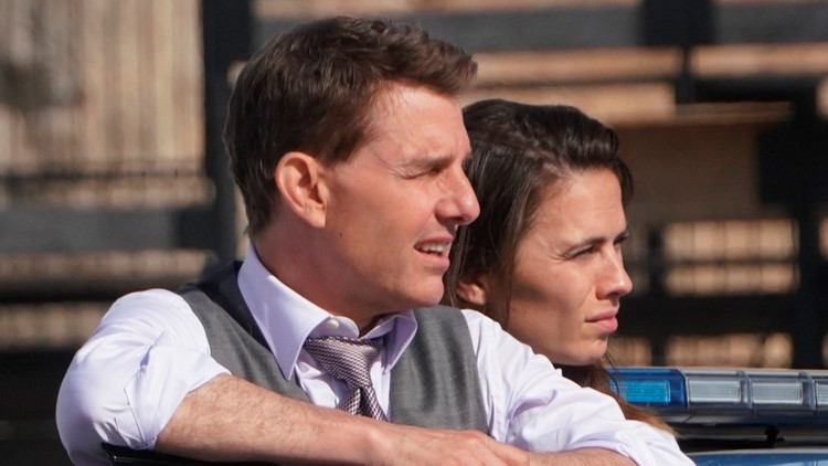 'Mission: Impossible' shooting shuts down after positive COVID test