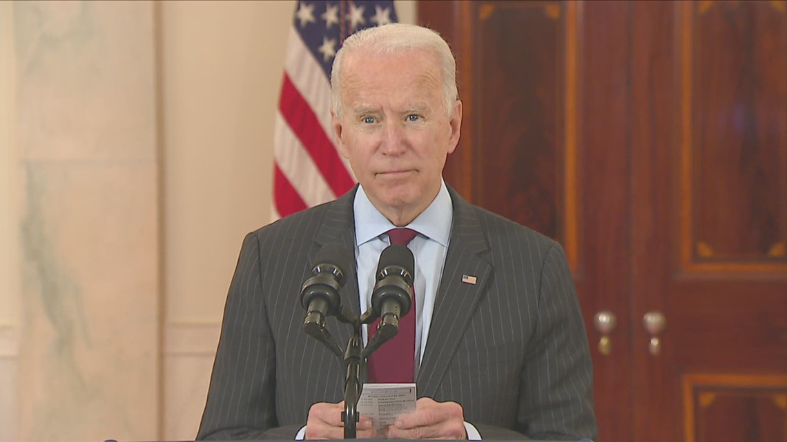 President Biden mourns as US exceeds 500,000 COVID-19 deaths