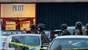 Gunman kills 5 people, wounds 5 police in Aurora, Illinois shooting