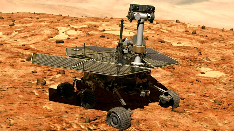 Space Mars Rover