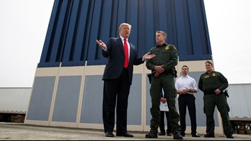 Judge blocks Trump from building border wall with emergency declaration money