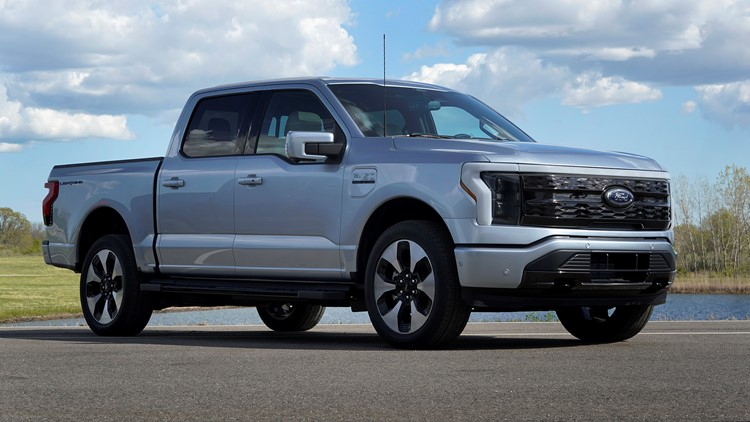 Zero to 60 in 4.5 seconds: Ford bets truck fans will embrace electric F-150