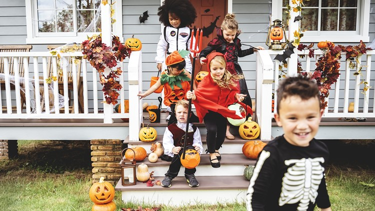 How to minimize COVID-19 risk during trick-or-treating
