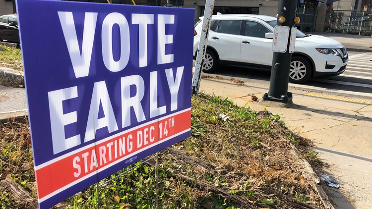 As America embraces voting early, GOP moves to restrict it