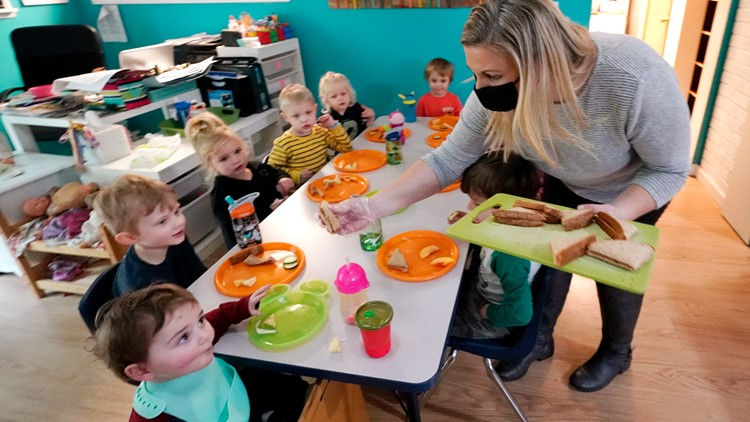 Worsened by pandemic, child care crisis hampers economy