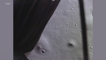 WATCH: Armstrong, Aldrin depart the moon after historic mission