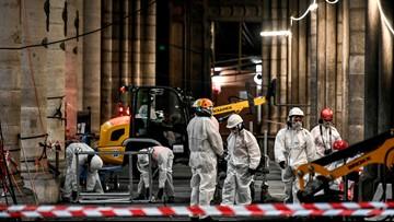 Architect: Notre Dame far from safe for restoration work