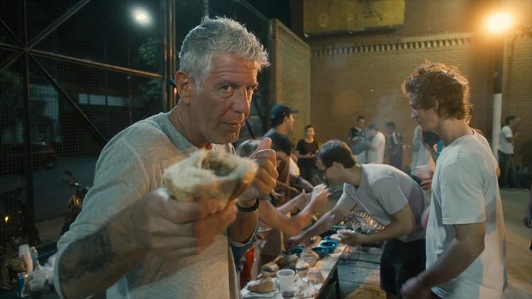Anthony Bourdain documentary 'Roadrunner' trailer released