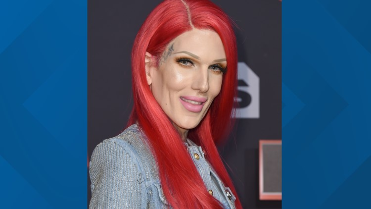 YouTube personality Jeffree Star hospitalized after 'severe' car crash in Wyoming