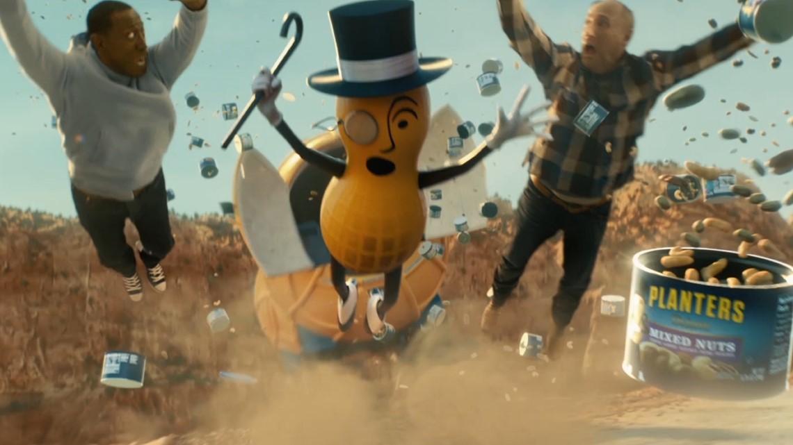 Umm Planters Just Killed Mr Peanut In A Super Bowl