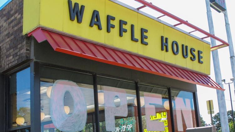 Man's Waffle House punishment for losing fantasy football goes viral