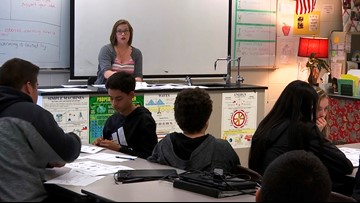 Teachers struggle to find reliable climate change resources