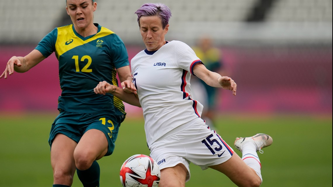 Tokyo Preview, July 30: US soccer quarterfinals, mixed swimming relay
