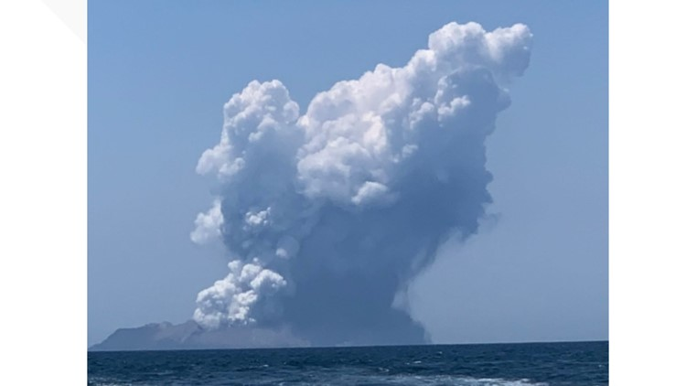 13 feared dead after New Zealand volcano eruption