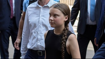 Popular European teen climate activist bringing message to America