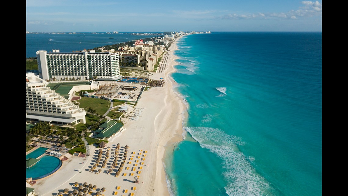 State Department Orders Travel Advisory For Mexico After 8 Bodies Found In Cancun 13newsnow Com