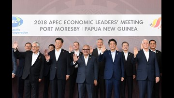 'Entire world is worried' after rancorous Asia-Pacific trade summit