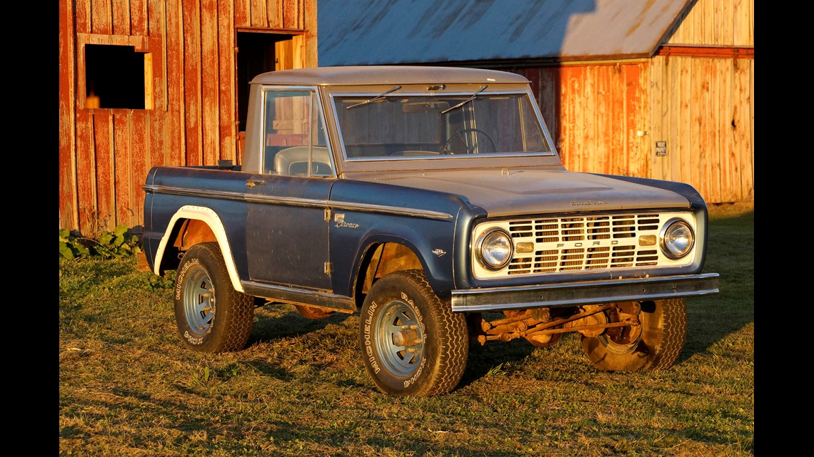 Companies will build you a 'new' 1960s Ford Bronco — for ...