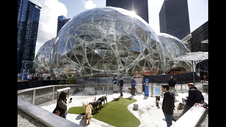 In 2017 Amazon.com announced it was seeking a second North American headquarters that will employ up to 50,000, setting off a race among big cities eager to house the world's most valuable companies.