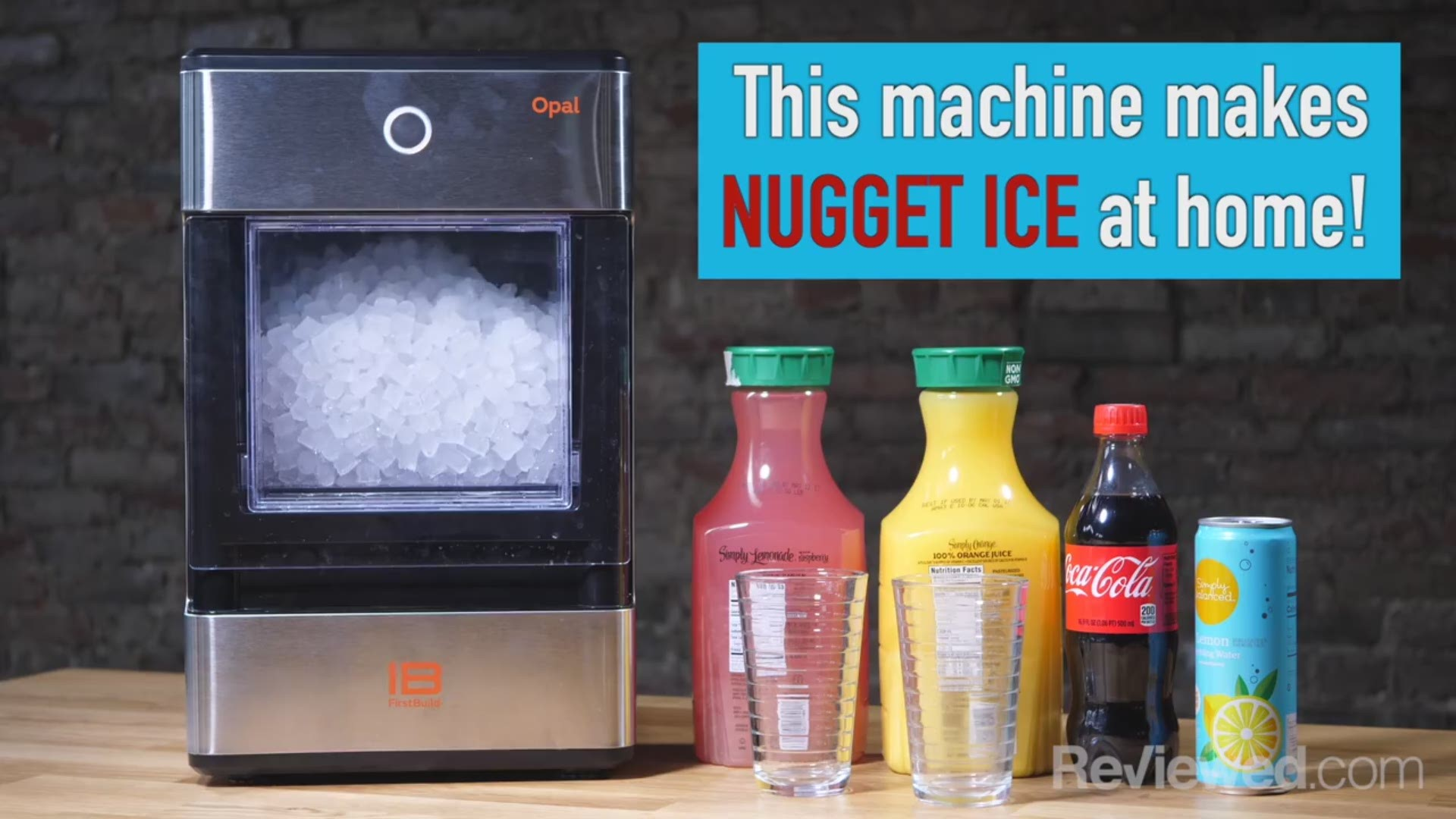 The Insanely Popular Nugget Ice Machine Is At Its Lowest Price Ever For Now 13newsnow Com