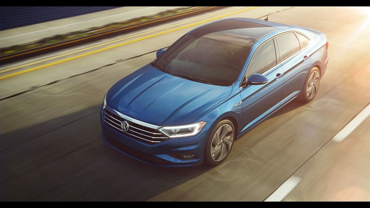 Volkswagen Is Betting That A Surprising Range Of Gadgets And Features Will Get Jetta Buyers Into