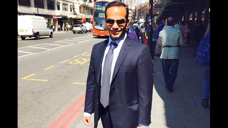 Prosecutors say George Papadopoulos lied to FBI about contacts with a professor who tipped him that Russia had 'dirt&#39 on Hillary Clinton