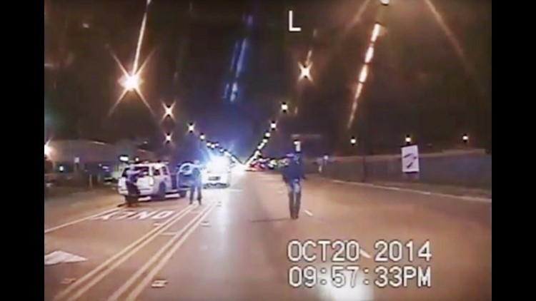Ap Chicago Police Laquan Mcdonald A File Usa Il