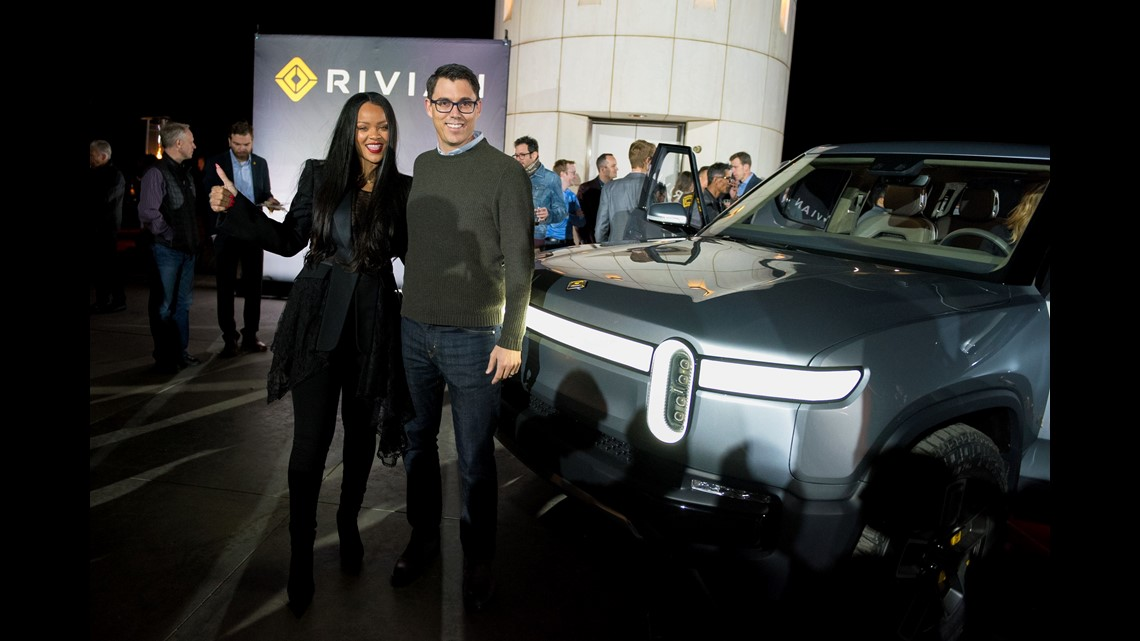 just ask rihanna  5 ways the rivian electric pickup will