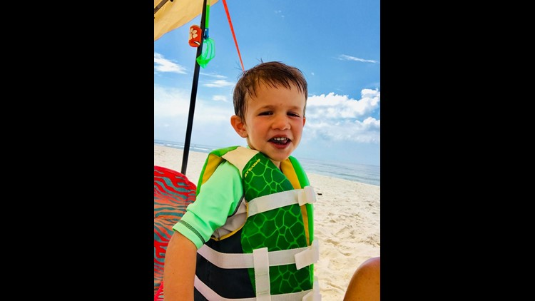 d2a9961cfc Devastating drowning of 3-year-old inspires Tennessee mom to create ...