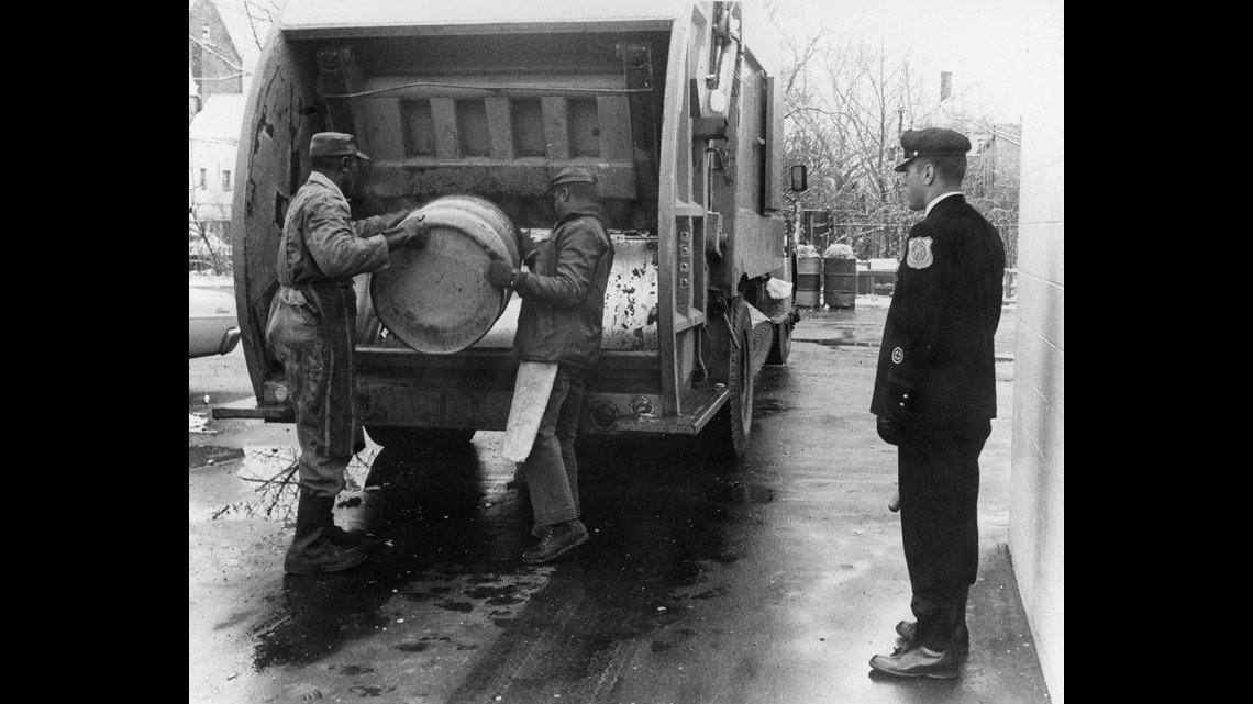 1968 Memphis Sanitation Strike Met With Hostility From