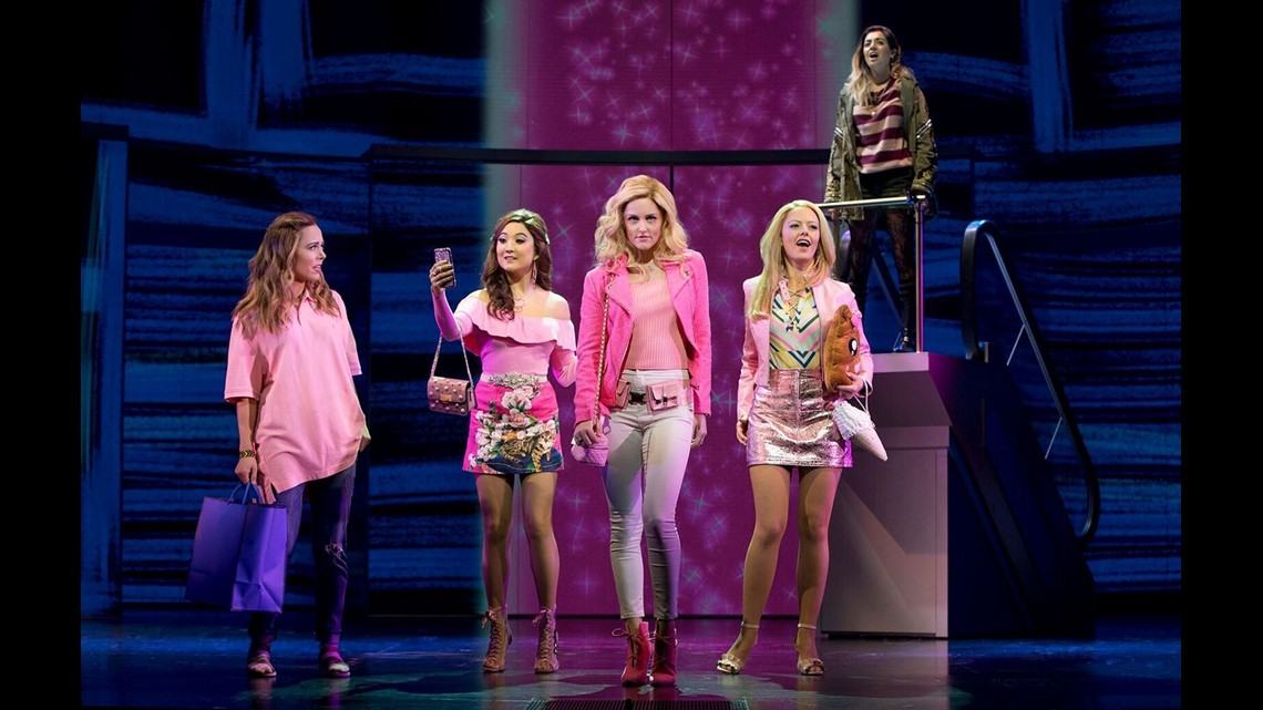 Mean Girls Musical S Cady Heron Explains How Me Too Helped Shape The Show S Message 13newsnow Com Share a gif and browse these related gif searches. mean girls musical s cady heron