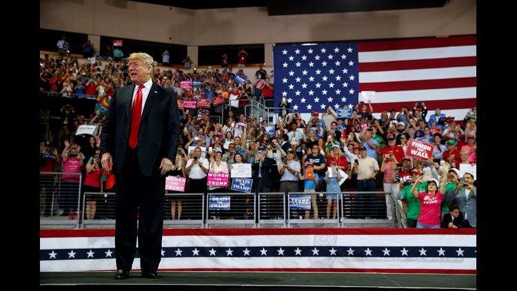 Ap Election 2018 Trump A Eln Usa Pa