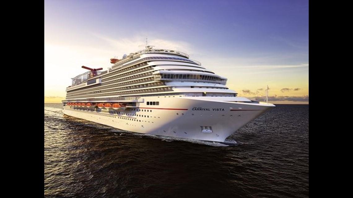 Carnival Vista S Move To Galveston Texas Gives Port City